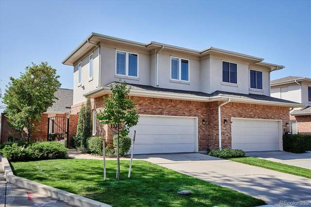 5790 E Ithaca Place, Denver, CO 80237 (#5532536) :: The DeGrood Team
