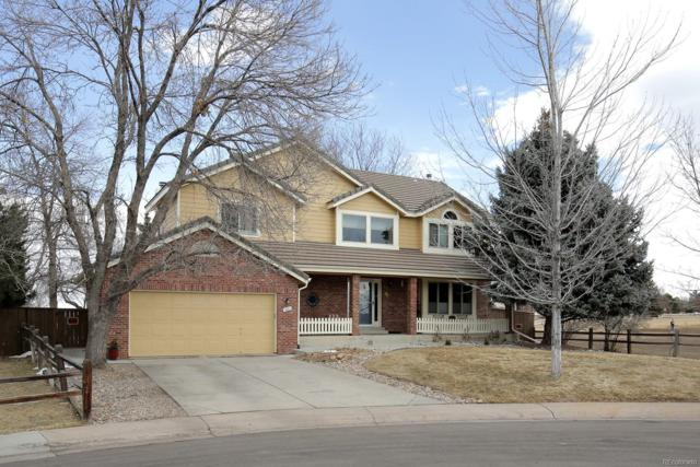 1861 Red Fox Place, Highlands Ranch, CO 80126 (#5533469) :: Bring Home Denver