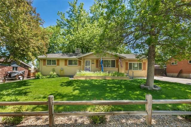 730 Arbutus Street, Lakewood, CO 80401 (#5533496) :: HomeSmart