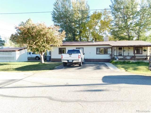 455 W Lincoln, Hayden, CO 81639 (#5533565) :: Venterra Real Estate LLC