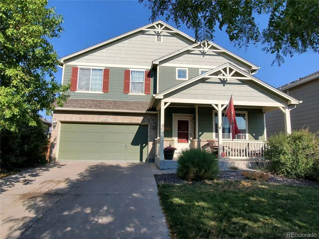 11455 Iola Street, Commerce City, CO 80640 (MLS #5533766) :: Kittle Real Estate