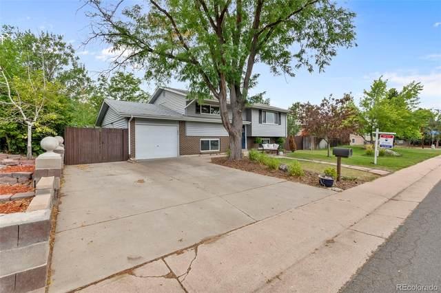 6723 S Dexter Street, Centennial, CO 80122 (MLS #5534312) :: Neuhaus Real Estate, Inc.