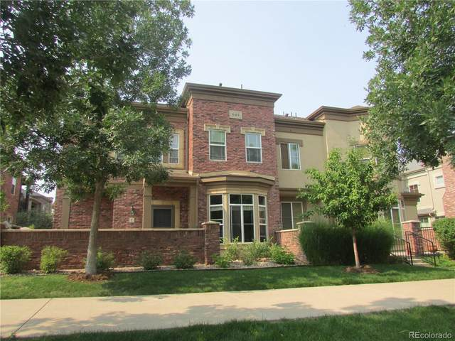 649 W Burgundy Street A, Highlands Ranch, CO 80129 (#5534525) :: Venterra Real Estate LLC
