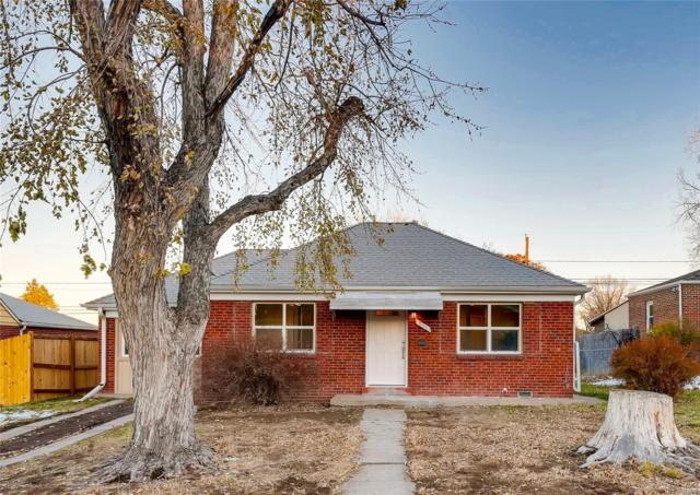 510 S Dale Court, Denver, CO 80219 (#5534615) :: The Heyl Group at Keller Williams