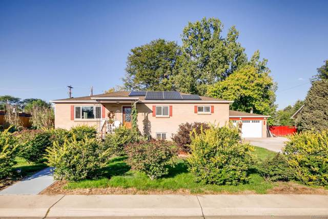 5825 N Dover Court, Arvada, CO 80004 (MLS #5534668) :: 8z Real Estate