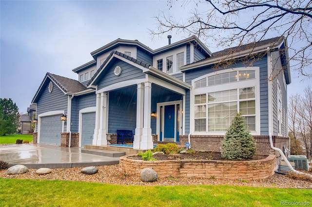 10079 Longview Drive, Lone Tree, CO 80124 (#5534772) :: HomeSmart