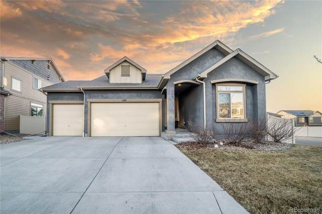 180 Pear Lake Way, Erie, CO 80516 (#5534895) :: The Dixon Group