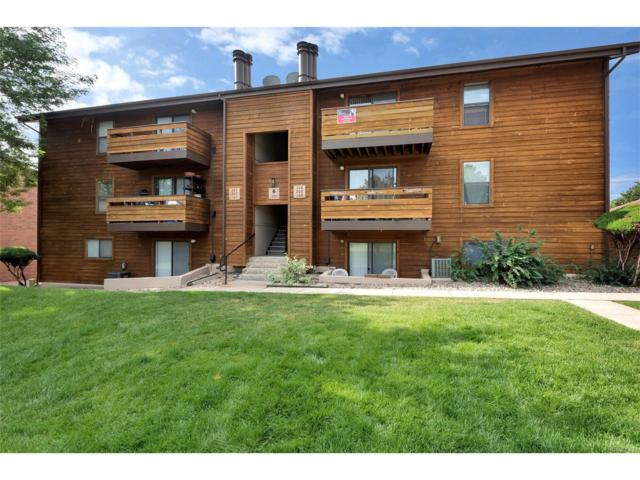 333 Wright Street #308, Lakewood, CO 80228 (MLS #5535022) :: 8z Real Estate