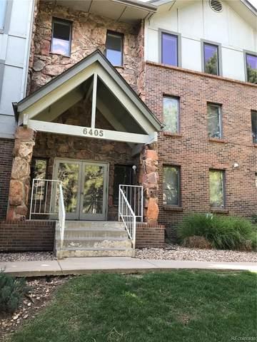 6405 S Dayton Street #307, Englewood, CO 80111 (MLS #5535267) :: Stephanie Kolesar