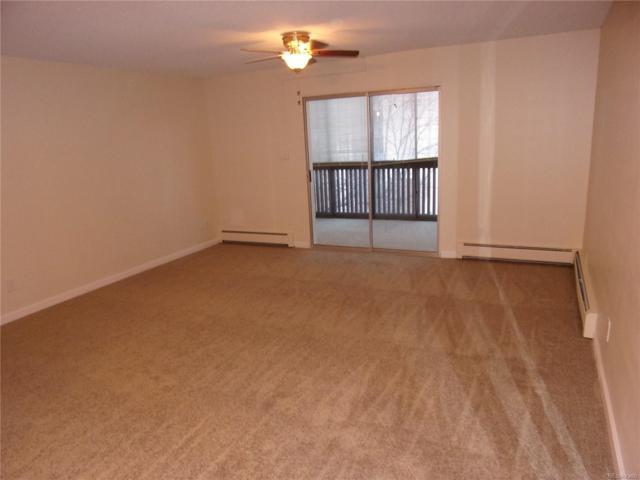 6940 E Girard Avenue #302, Denver, CO 80224 (#5535540) :: The Griffith Home Team