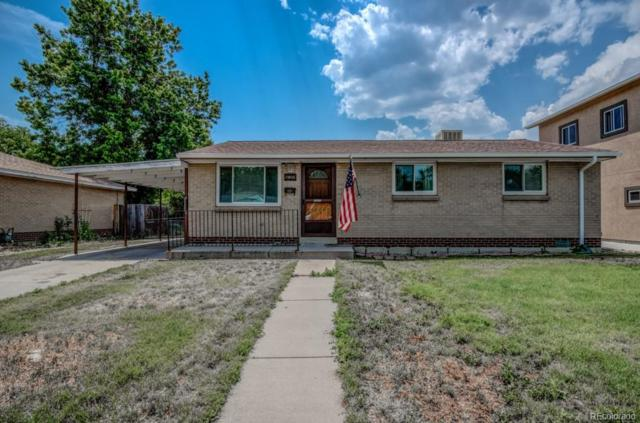 6832 W 53rd Place, Arvada, CO 80002 (#5535932) :: The HomeSmiths Team - Keller Williams