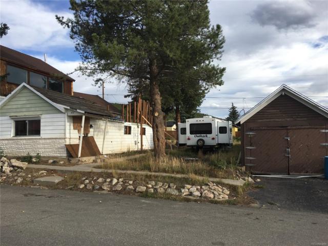 431 E 7th Street, Leadville, CO 80461 (#5536283) :: The Griffith Home Team