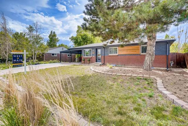 6183 Garrison Street, Arvada, CO 80004 (#5536481) :: Peak Properties Group
