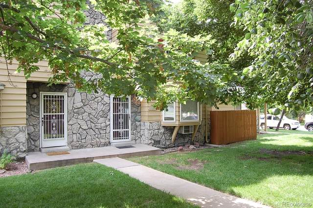 1201 W 112th Avenue B, Westminster, CO 80234 (#5536696) :: The Griffith Home Team