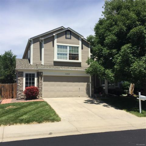 5369 E Hamilton Avenue, Castle Rock, CO 80104 (#5536816) :: The Peak Properties Group