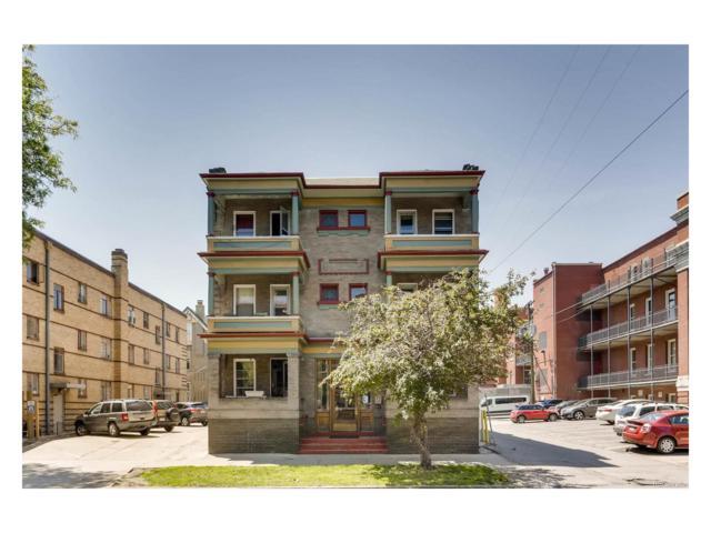520 E 14th Avenue #1, Denver, CO 80203 (#5537197) :: The Peak Properties Group