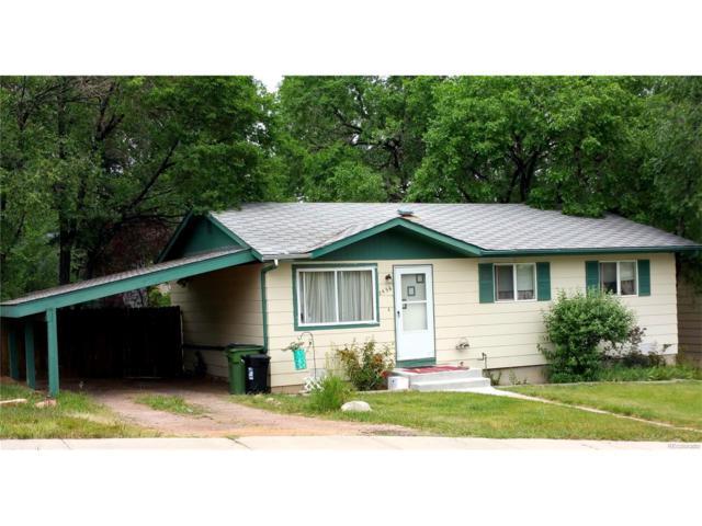 2536 Launcelot Court, Colorado Springs, CO 80904 (MLS #5537287) :: 8z Real Estate