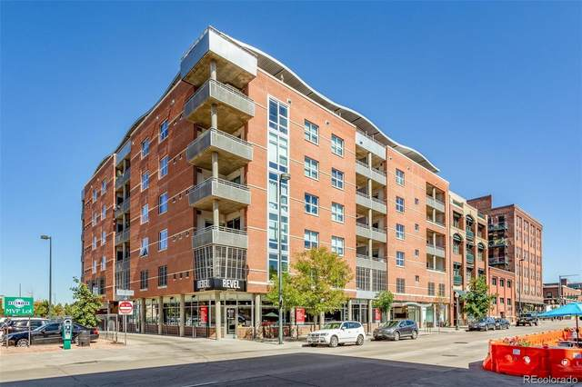 2229 Blake Street #709, Denver, CO 80205 (#5537492) :: The DeGrood Team