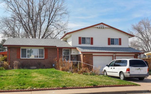 2901 S Newland Street, Denver, CO 80227 (#5537507) :: My Home Team