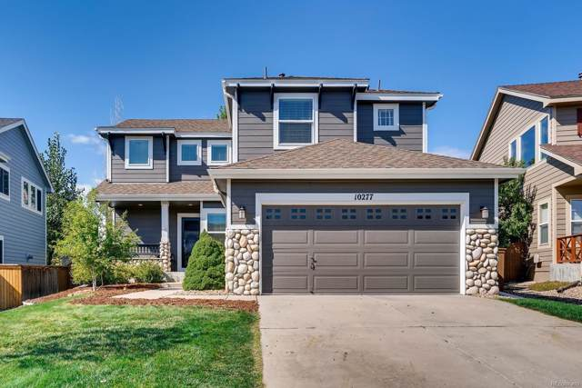 10277 Bentwood Lane, Highlands Ranch, CO 80126 (MLS #5537556) :: 8z Real Estate