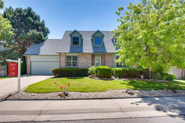 13750 W 67th Circle, Arvada, CO 80004 (MLS #5537590) :: 8z Real Estate