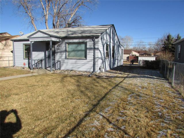 1720 Verbena Street, Denver, CO 80220 (#5537693) :: Structure CO Group