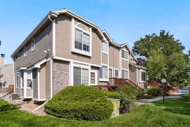 1885 S Quebec Way G107, Denver, CO 80231 (MLS #5538200) :: 8z Real Estate