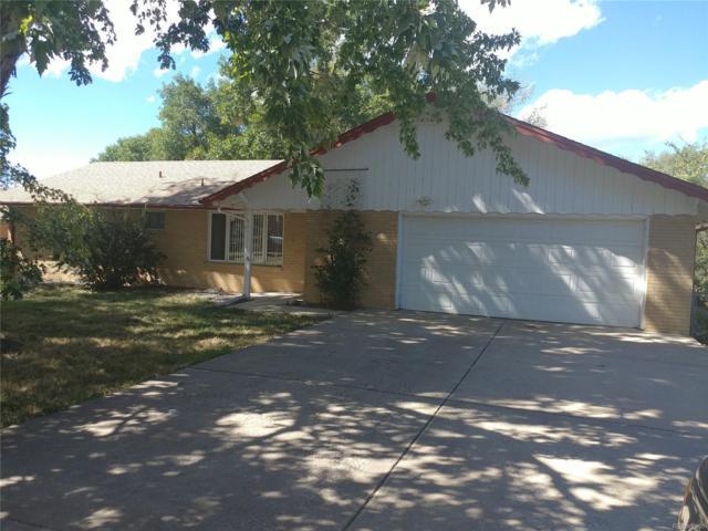 4695 Indiana Street, Golden, CO 80403 (#5538895) :: The Peak Properties Group