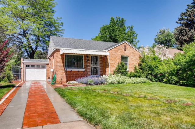 1625 Olive Street, Denver, CO 80220 (#5538911) :: The Heyl Group at Keller Williams