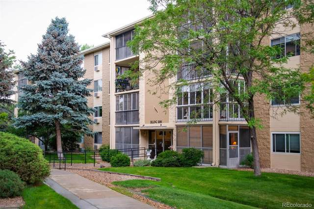 3082 S Wheeling Way #309, Aurora, CO 80014 (#5538927) :: Venterra Real Estate LLC