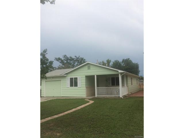 826 Barr Avenue, Canon City, CO 81212 (MLS #5538979) :: 8z Real Estate
