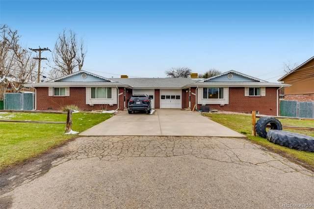 2535-2537 Iris Street, Lakewood, CO 80215 (MLS #5538982) :: 8z Real Estate