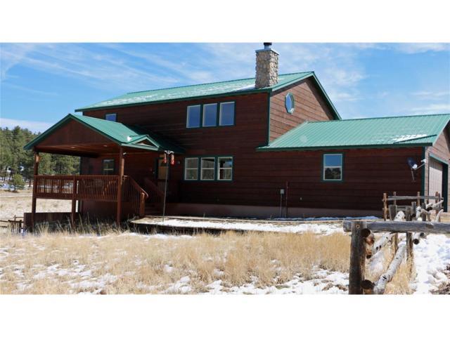 433 Gabbert Drive, Westcliffe, CO 81252 (#5539035) :: Wisdom Real Estate