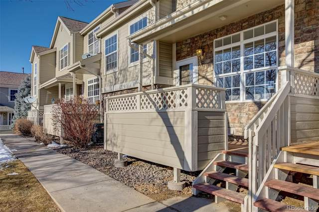 229 W Jamison Circle #36, Littleton, CO 80120 (#5539041) :: The DeGrood Team