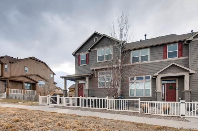 3652 Tranquility Trail, Castle Rock, CO 80109 (MLS #5539193) :: 8z Real Estate