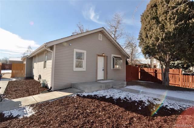 2430 W Iliff Avenue, Denver, CO 80219 (MLS #5539216) :: 8z Real Estate