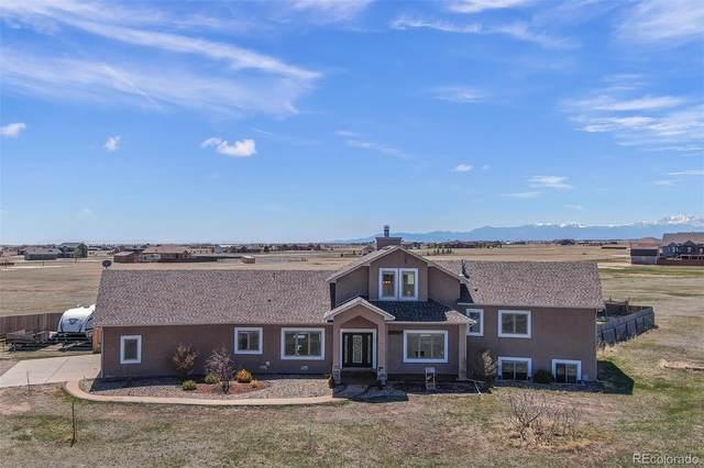 16761 Prairie Vista Lane, Peyton, CO 80831 (MLS #5539608) :: 8z Real Estate