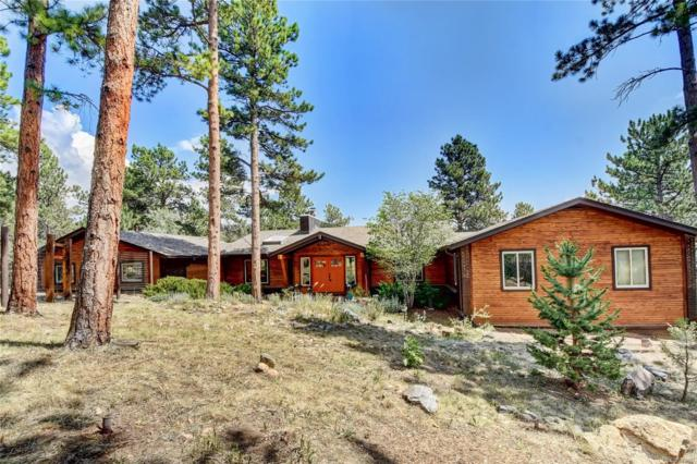 29843 Canterbury Circle, Evergreen, CO 80439 (#5539769) :: The City and Mountains Group