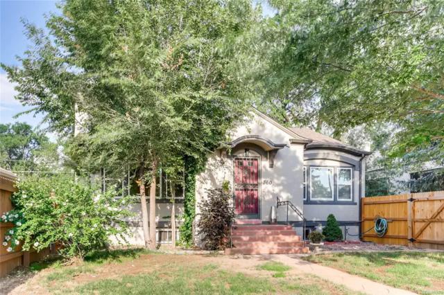 360 Colorado Boulevard, Denver, CO 80206 (#5539947) :: The HomeSmiths Team - Keller Williams