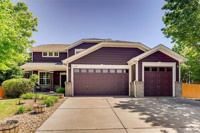 1636 E 101st Avenue, Thornton, CO 80229 (#5540671) :: Wisdom Real Estate
