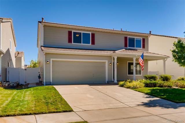 5420 Perth Street, Denver, CO 80249 (#5541162) :: The HomeSmiths Team - Keller Williams