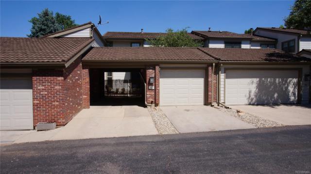 7900 W Layton Avenue #902, Littleton, CO 80123 (#5541172) :: My Home Team