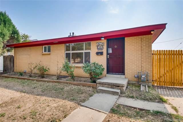 13252 E 30th Avenue, Aurora, CO 80011 (MLS #5542027) :: 8z Real Estate