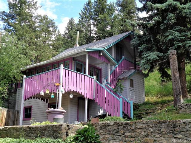 27840 Forest Hill Street, Evergreen, CO 80439 (#5542389) :: Wisdom Real Estate