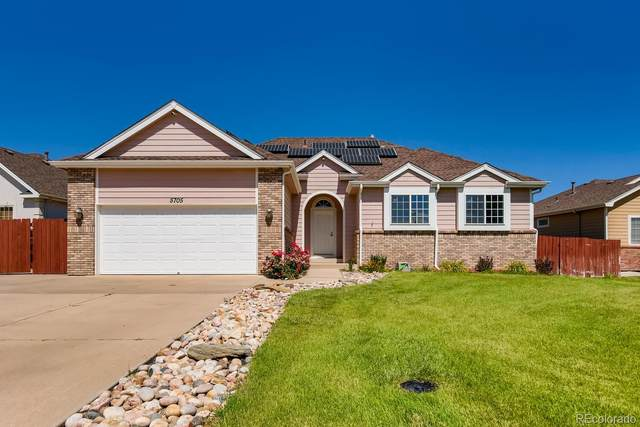 5705 W 31st Street, Greeley, CO 80634 (#5542511) :: The DeGrood Team