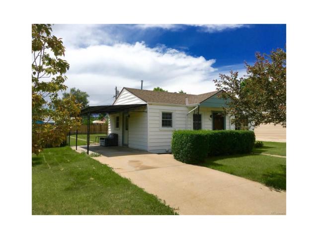 1255 S Raleigh Street, Denver, CO 80219 (MLS #5543010) :: 8z Real Estate