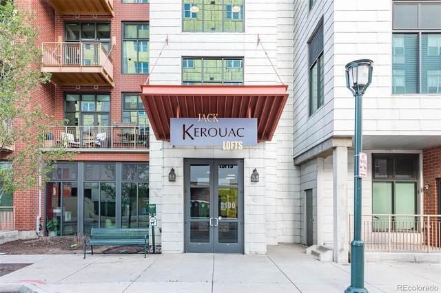 3100 Huron Street 3P, Denver, CO 80202 (#5543062) :: Kimberly Austin Properties