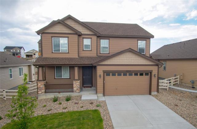 2953 Echo Park Drive, Castle Rock, CO 80104 (#5543520) :: Sellstate Realty Pros