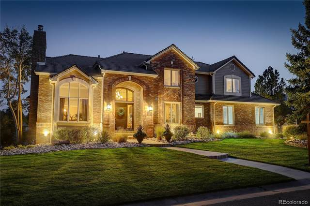 84 N Ranch Road, Littleton, CO 80127 (#5543775) :: The DeGrood Team
