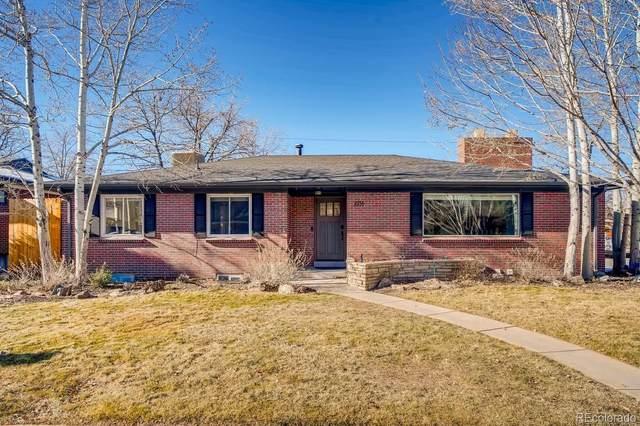 601 S Harrison Lane, Denver, CO 80209 (#5543829) :: Stephanie Fryncko | Keller Williams Integrity
